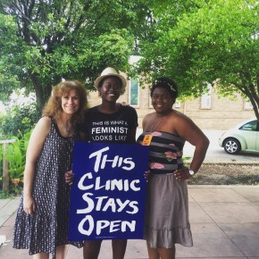 Feminists Fought Back Against Anti-Abortion Extremists in Alabama Last Week