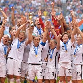 US Women's Soccer World Cup Win Comes Despite Huge Inequalities