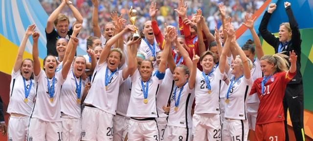 US Women's Soccer World Cup Win Comes Despite Huge Inequalities