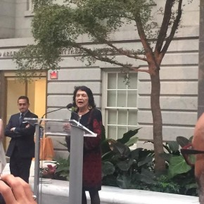 National Portrait Gallery Honors Dolores Huerta