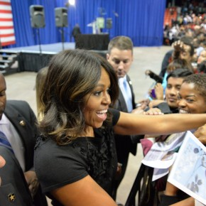 Michelle Obama Speaks Out About Girls' Education Around the World