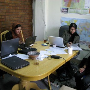 Looking Back: My Experience as a Woman Studying Computer Science at Kabul University