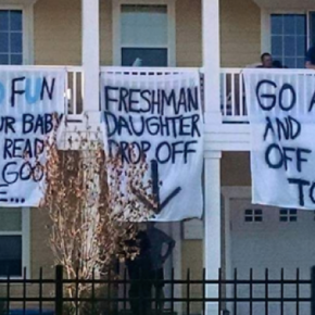 Fraternity Signs Promote Rape Culture, Elicit Outrage