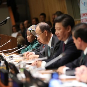 World Leaders Commit to Ending Gender Discrimination at UN Summit