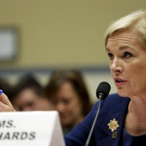 Planned Parenthood President Testifies Before House Committee