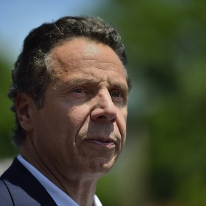 Gov. Cuomo Signs Women's Equality Bills Into Law