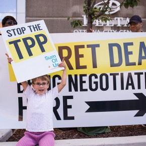 Deal in Trans-Pacific Partnership is Reached