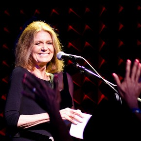Gloria Steinem in DC: Organize, Vote, and Embrace the Feminist Label