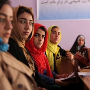 Kabul University to Open First Gender Studies Program in Afghanistan