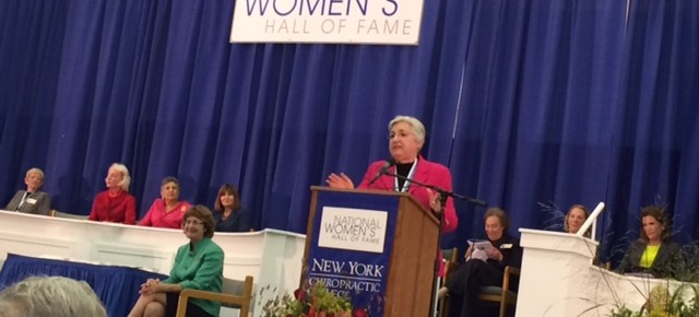 FMF President Eleanor Smeal Inducted into National Women's Hall of Fame