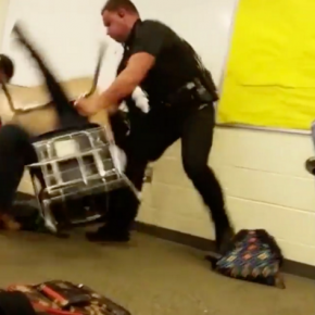 Outrage Over Footage of Officer Assaulting Black Student in South Carolina High School