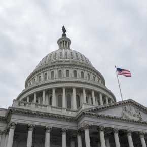 Congress Passes a Continuing Resolution, Avoids Government Shutdown For Now