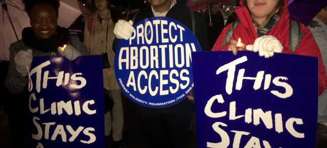 Abortion Clinics Nationwide Stay Open Despite Threats