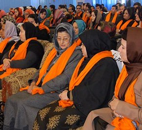 Afghan Women Launch 16 Days of Activism Against Gender-Based Violence