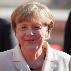 Angela Merkel Named TIME's 2015 Person of the Year