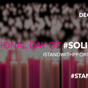 National Day of Solidarity Planned for Tomorrow, 12/5