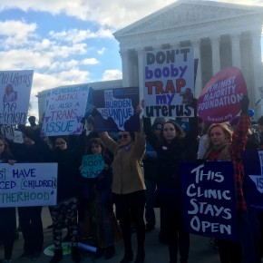 Thousands Rally for Abortion Access at the U.S. Supreme Court