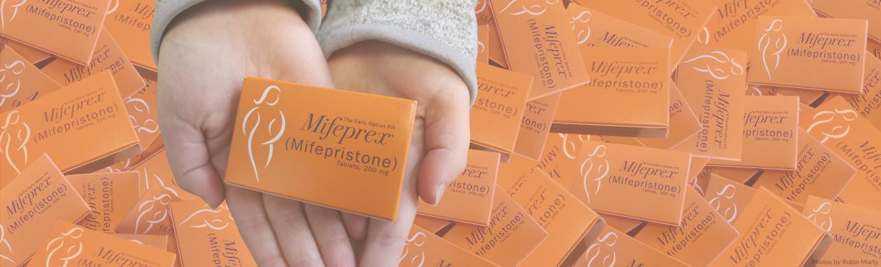 Mifepristone Banner