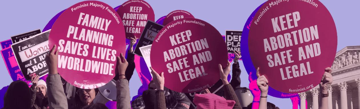 Abortion Banner